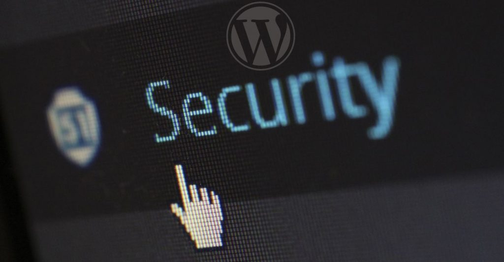 security setup for a new website