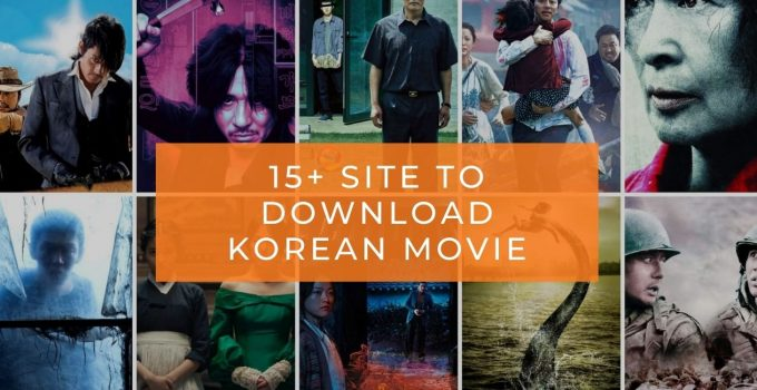 Sites to download korean movies