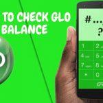 check glo balance